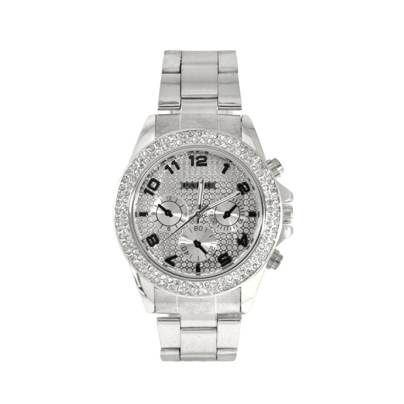 CLEAR CRYSTAL EDGE WATCH - product image