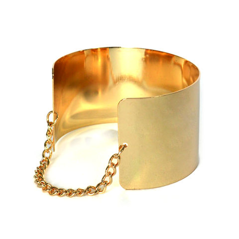 METALLIC,PLATED,BANGLE