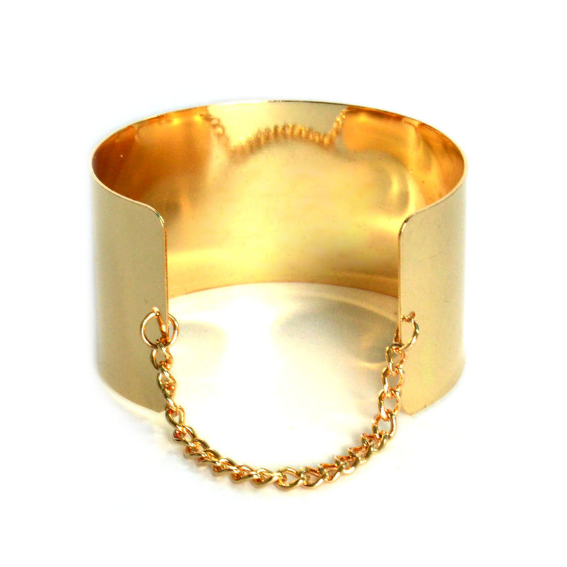 METALLIC PLATED BANGLE - product image