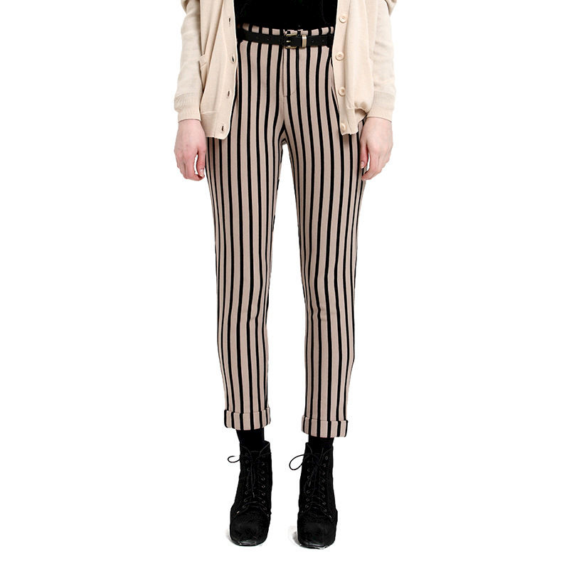 STRIPES SLIM JEANS - product image