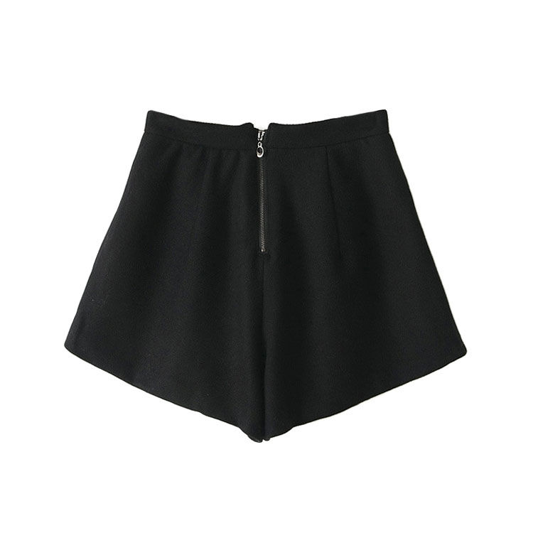 BLACK CULOTTES - product image