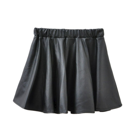 BLACK,FLARED,SKIRT,FLARED SKIRT, BLACK LEATHER SKIRT, BLACK FLARED LEATHER SKIRT