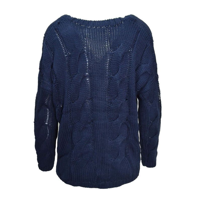 BAT SLEEVE LOOSE CARDIGAN - product image