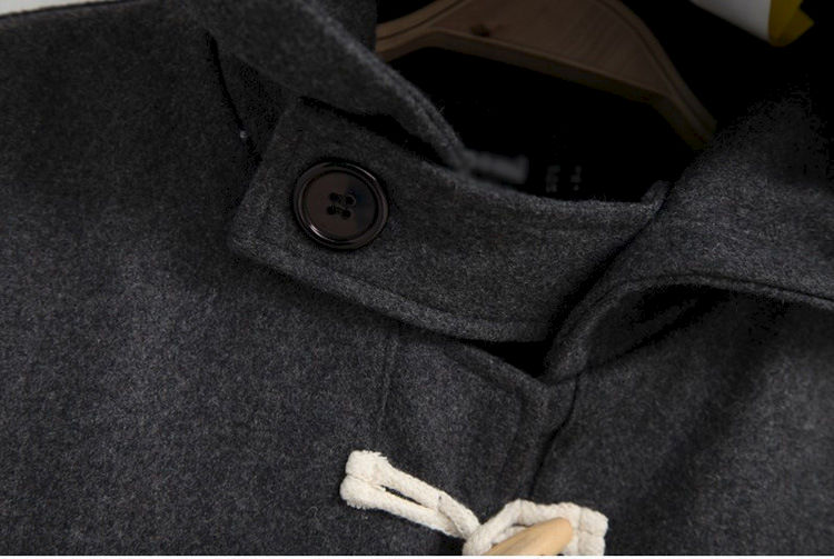 DUFFLE COAT WITH HAT - product image