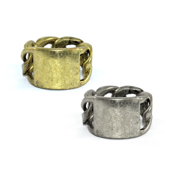 CHUNKY CHAIN RING - product image