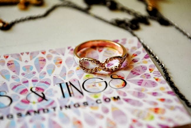 RINGS & TINGS SUBSCRIPTION BOX - product image