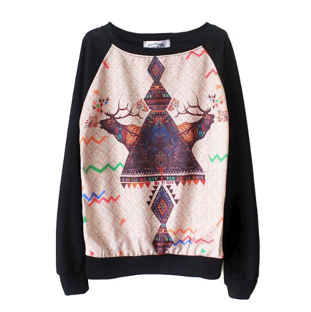 DEER JUMPER - product image