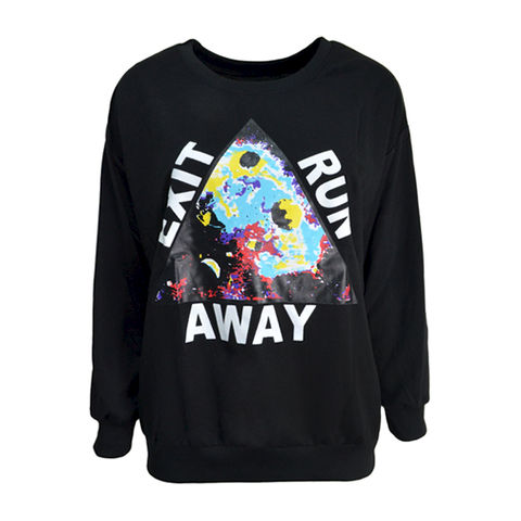GALAXY,JUMPER,GALAXY PRINT JUMPER, TRIANGLE PRINT JUMPER, TRIANGLE GALAXY PRINT JUMPER