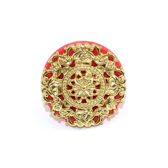 REGAL FILIGREE RING - product image