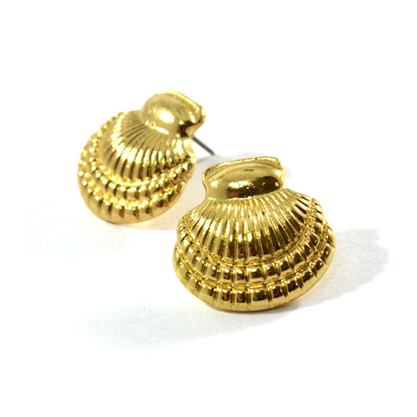 SHELL EARRINGS - product image