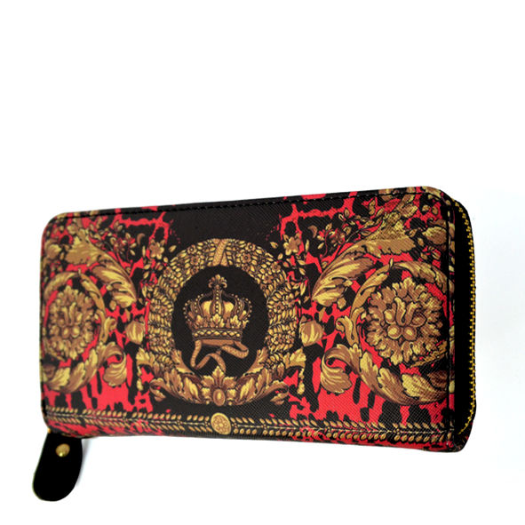 LONG WALLET WITH PATTERN - product image