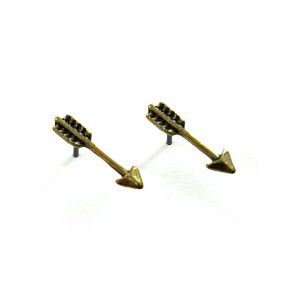 THE ARROW OF LOVE EARRINGS - product image