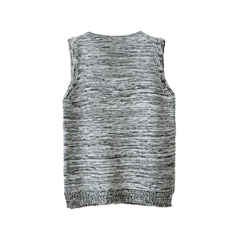 KNITTED TANK TOP - product image