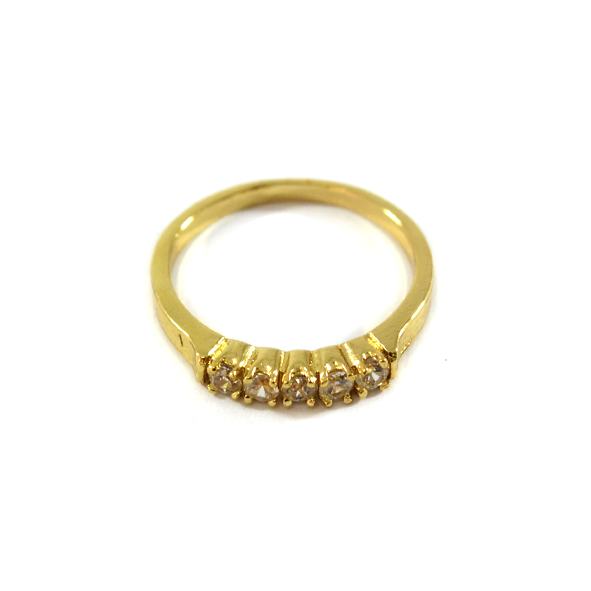 MULTI CRYSTAL RING - product image