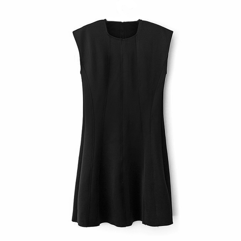 MINIMAL,ELASTIC,DRESS,BLACK BODYCON DRESS, MINIMAL BODYCON DRESS, BLACK ELASTIC DRESS,PANELED BODYCON DRESS