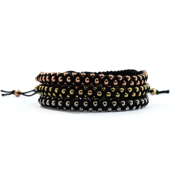 KNITTED BRACELET - product image