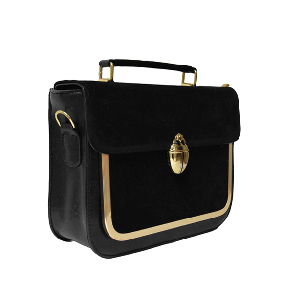 LADYBIRD LOCK SHOULDER BAG  - product image