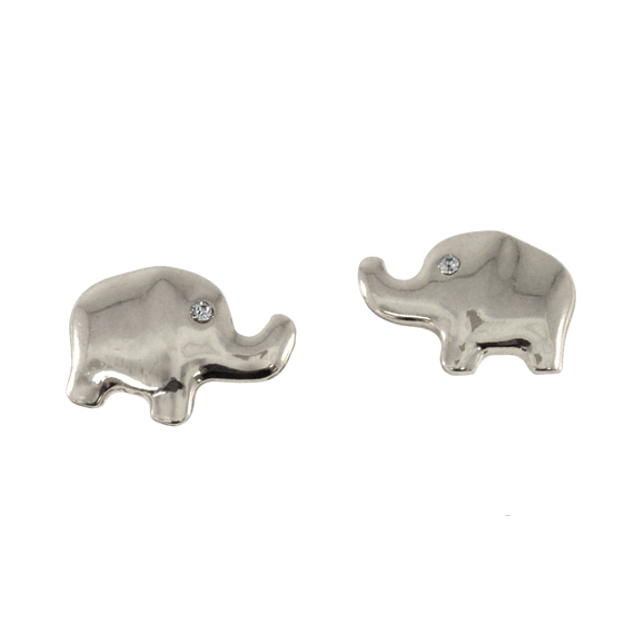 ELEPHANT EARRINGS - product image