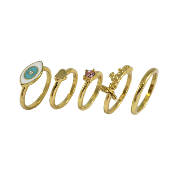 LOVE RINGS PACK - product image