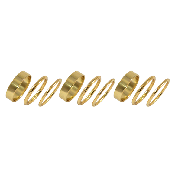 MINIMAL RINGS SET - product image