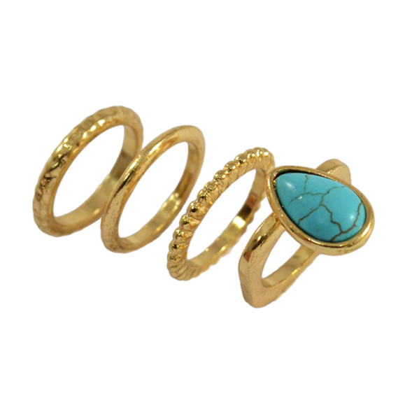 GEMSTONE RINGS PACK - product image