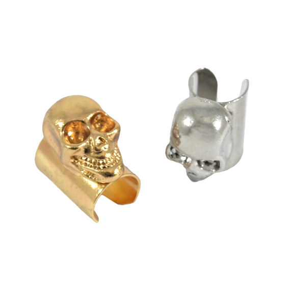SKULL EAR CUFF - product image