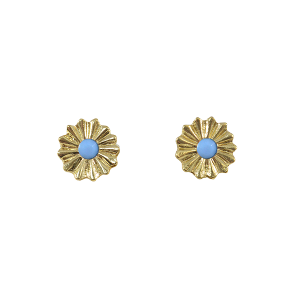 COLOURFUL DAISY EARRINGS - product image
