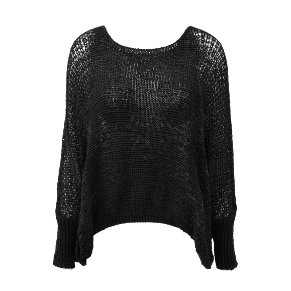 BAT SLEEVE JUMPER - product image