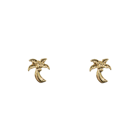 PALM,TREE,EARRINGS