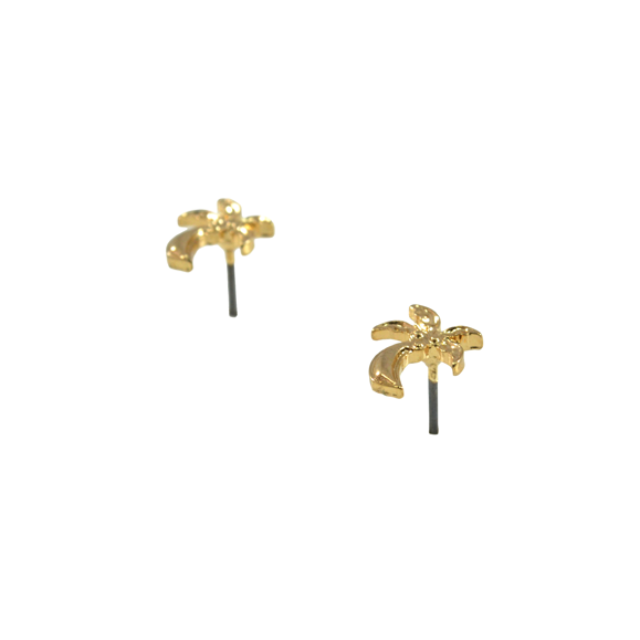 PALM TREE EARRINGS - product image