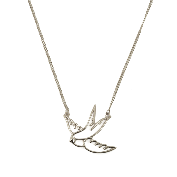 SWALLOW NECKLACE - product image