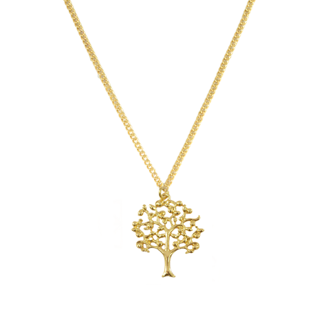 PENDANT,TREE,NECKLACE,gold tree necklace, wishing tree necklace, apple tree necklace, cutout metal tree necklace, tree necklace, metal tree necklace
