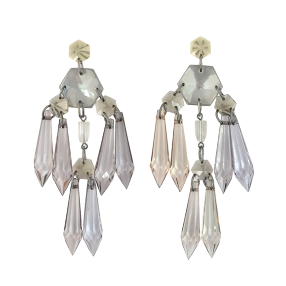 CHANDELIER INSPIRED EARRINGS - product image
