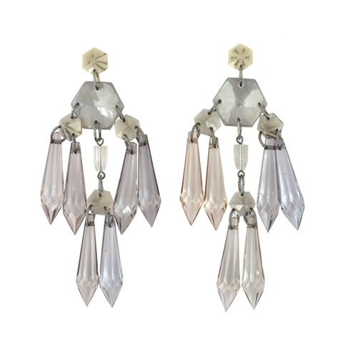 CHANDELIER,INSPIRED,EARRINGS