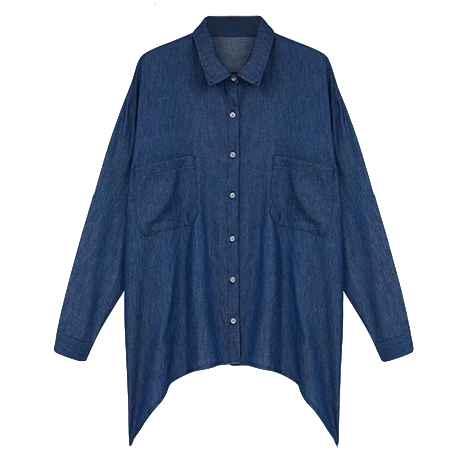 DENIM WORK SHIRT - product image