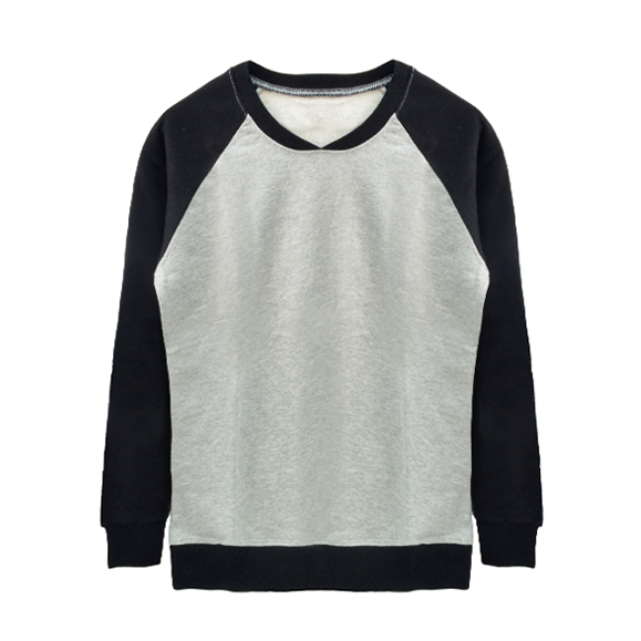 SUPER STAR RAGLAN SLEEVE JUMPER - product image