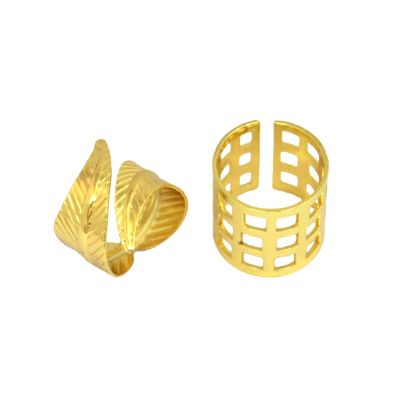 LEAF RING SET - product image
