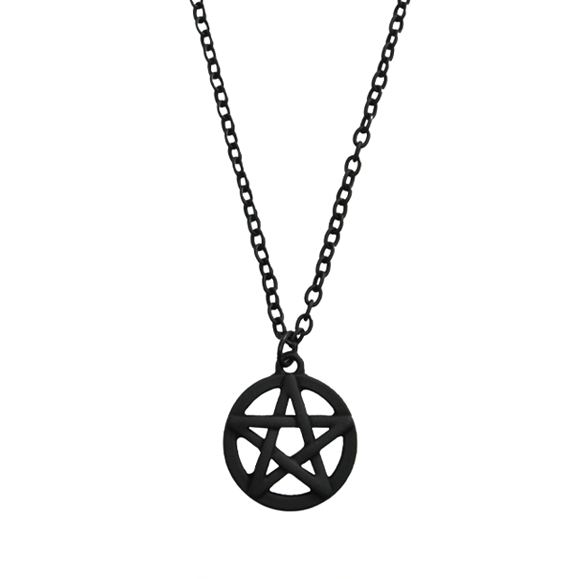 STAR PENDANT NECKLACE - product image