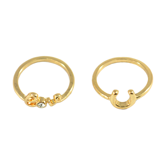 LOVE AND U RING - product image