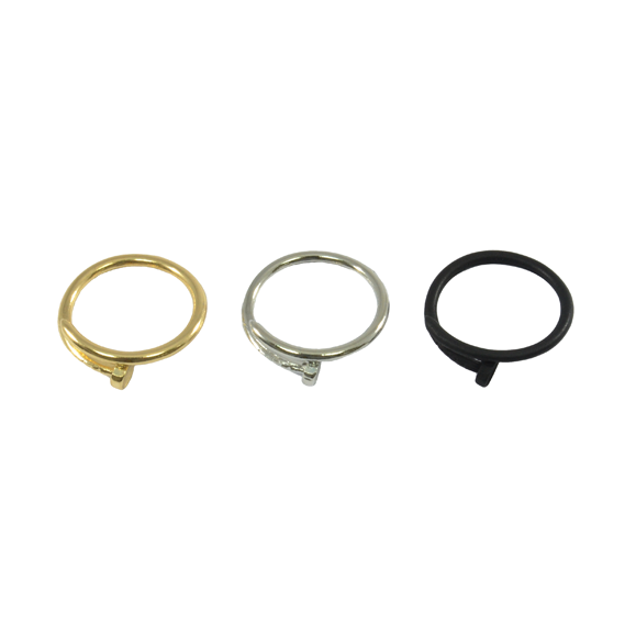 IRON NAIL RING - product image