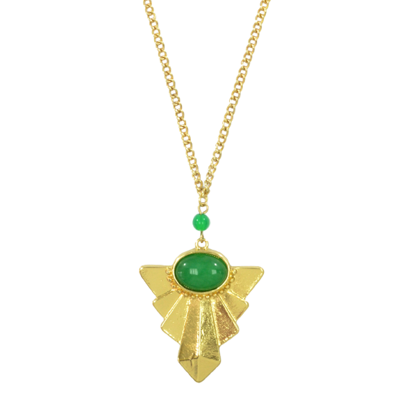 GEM PENDANT NECKLACE - product image
