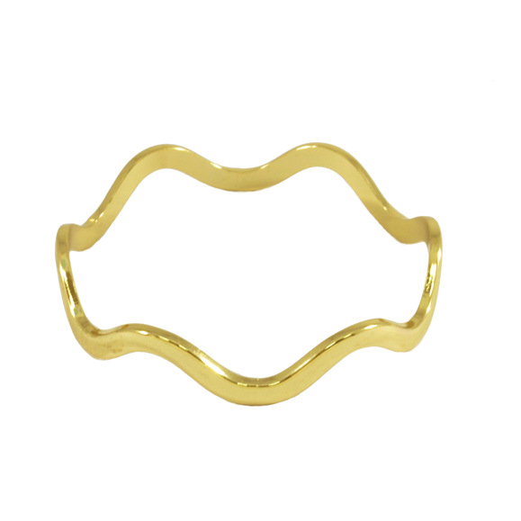 WAVY BANGLE - product image