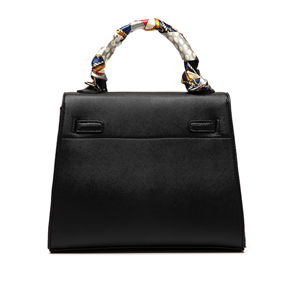 KELLY BAG WITH SCARF - product image