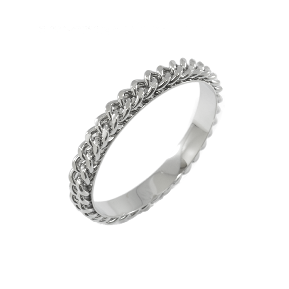 MINIMAL CHAIN BANGLE - product image
