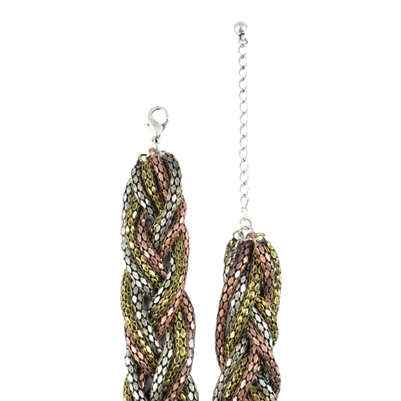 CHUNKY WEAVE NECKLACE - product image