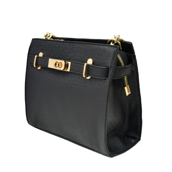 KELLY BAG INSPIRED SHOULDER BAG - product image