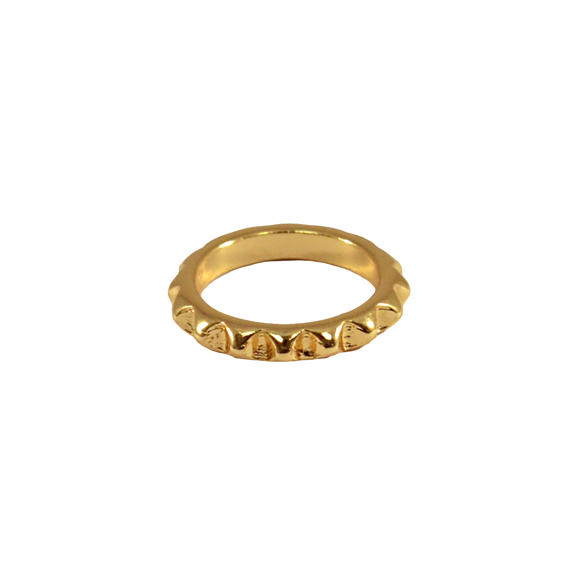 FINGER TIP PYRAMID RING - product image
