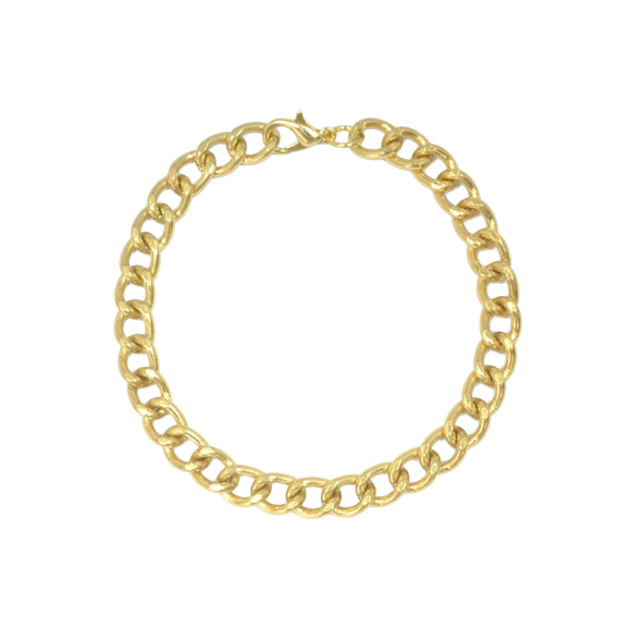 GOLD CHAIN BRACELET - product image