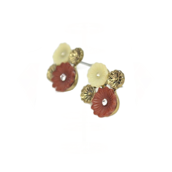 SPRING FLOWER EARRINGS - product image
