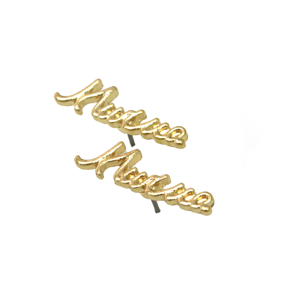 LETTER EAR CUFF - product image